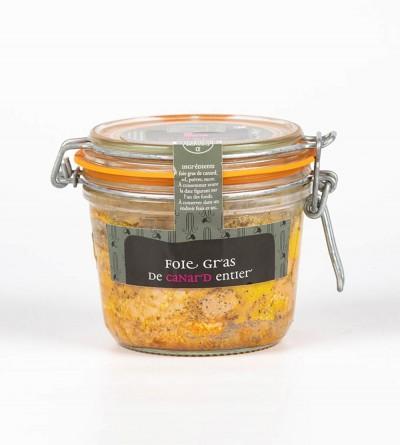 Foie gras entier 400 Gr