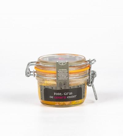 Foie gras entier 125 Gr