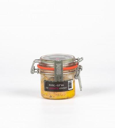 Foie gras entier 80 Gr